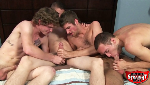 Broke Straight Boys – Blake Bennet, Brandon Hart, Sam and Max Flint