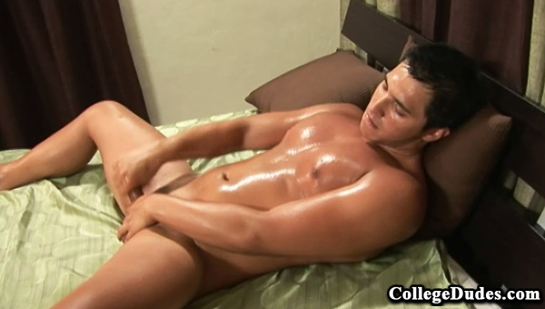 Brent Holiday gay jocks/frat boys video from College Dudes